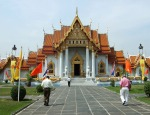 The Golden Temple - Wat Benchamabophit