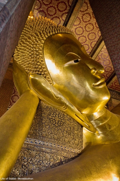Wat Pho (The Reclining Buddha)