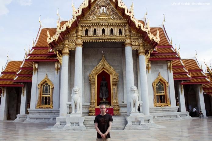 Wat Benchamabophit (Marble Temple)