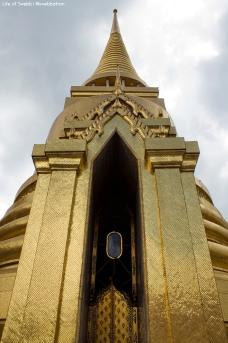 The Grand Palace - Phra Si Ratana