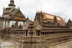 The Grand Palace - Full replica model of Angor Wat