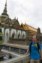The Grand Palace - Full replica model of Angor Wat
