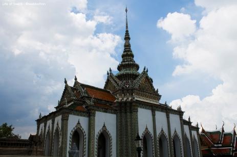 The Grand Palace - Phra Wiharn Yod
