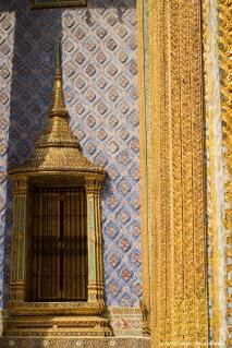 The Grand Palace - Prasat Phra Thep Bidon (The Royal Pantheon)