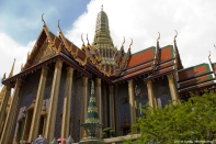 The Grand Palace - Temple of the Emerald Buddha