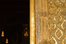 The Grand Palace - The Emerald Buddha (no cameras allowed inside!)