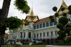 The Grand Palace - Chakri Mahaprasat