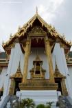 The Grand Palace - Dusit Maha Prasat Hall