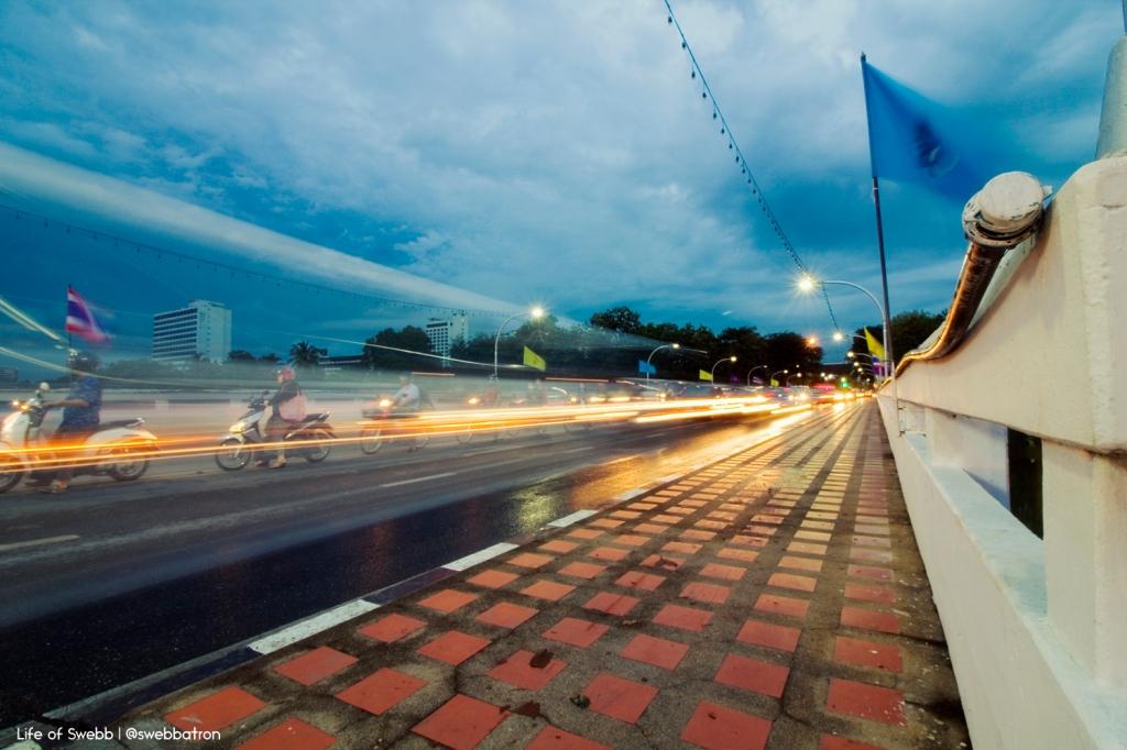 Nawarat Bridge, Chiang Mai