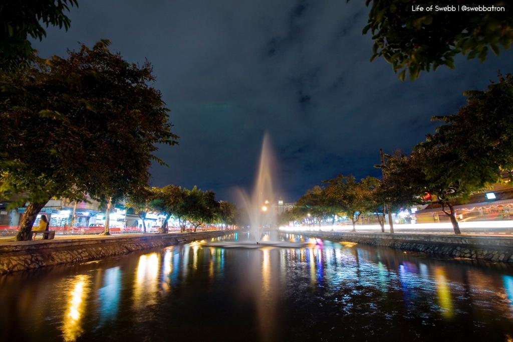 Chiang Mai at night
