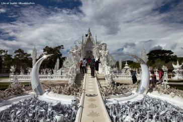 Wat Rong Khun (The White Temple), Chiang Rai.