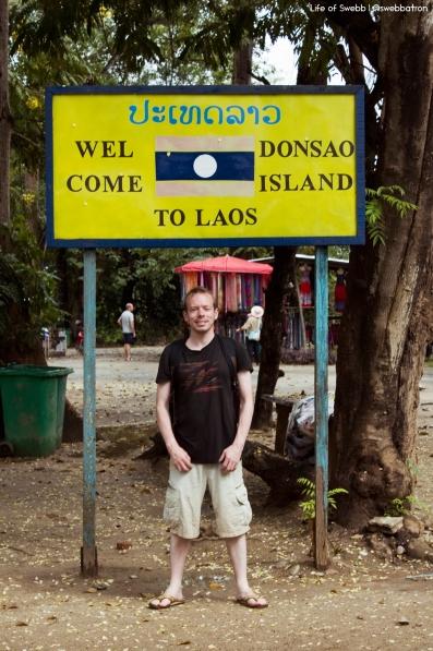 Don Sao Island, Laos.
