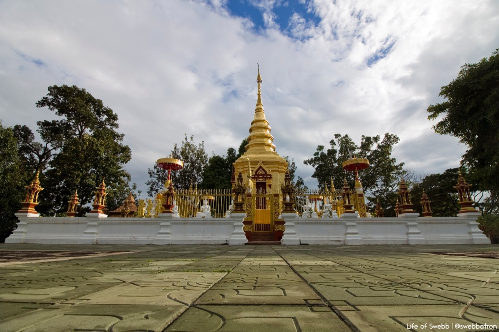 Wat Phra That Doi Wao.