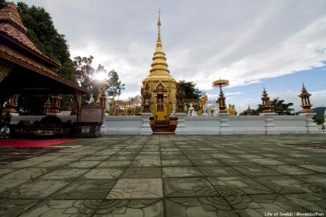 Wat Phra That Doi Wao.