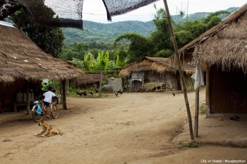 Hill Tribe Village