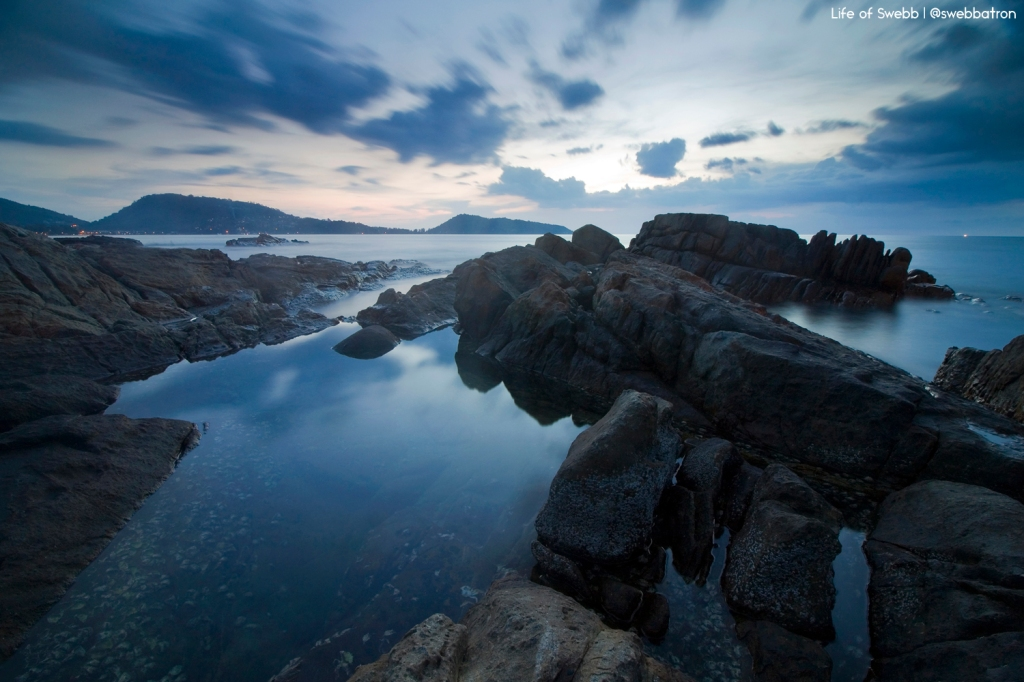 Kalim Beach Sunset