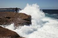 Wave Dodging