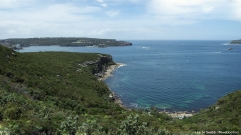 Sydney Harbour Mouth Panorama