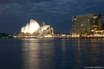 Sydney Opera House at Night