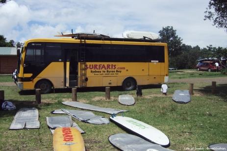 Surfaris