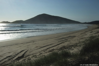 Dawn Surf at Crescent Head.