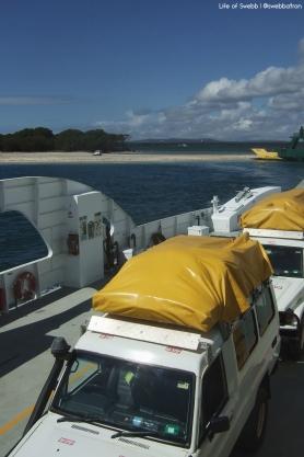 Inskip Ferry