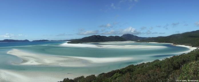 Whitsundays Panorama