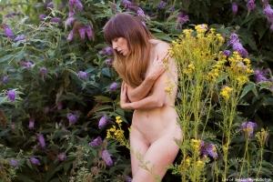 Urbex Art Nude with Marmalade.