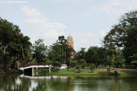 Wat Phra Sri Sanphet, Ayutthaya