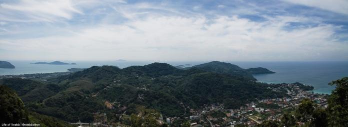 Big Buddha Panorama