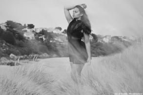 Adele at Crantock
