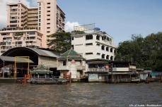 Views from the Chao Phraya
