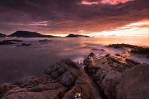 Patong Beach Sunset