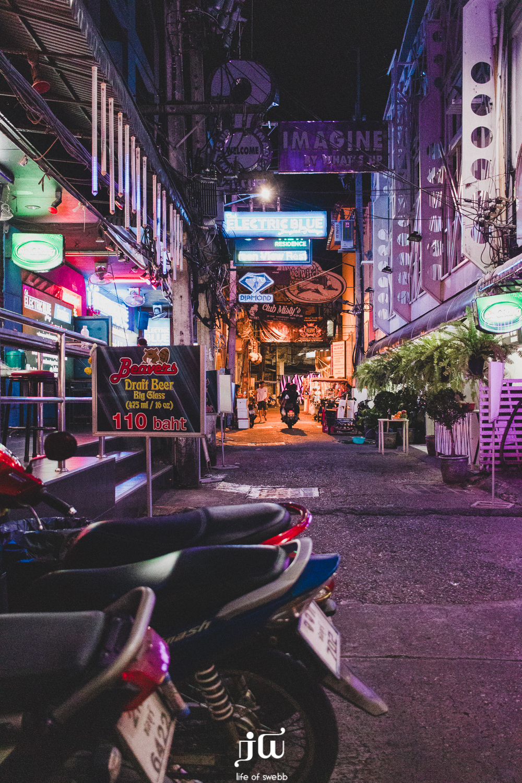 Pattaya Nightlife (Walking Street)