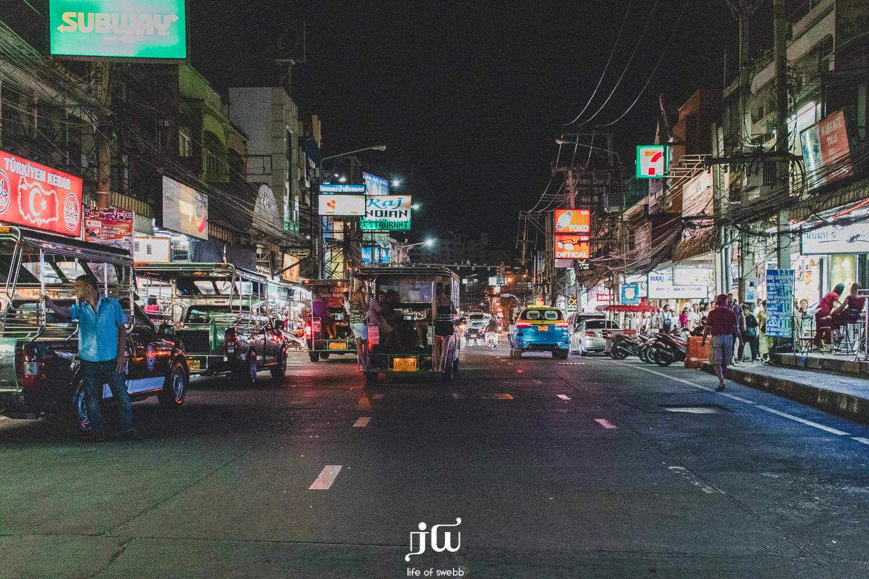 Pattaya Second Street